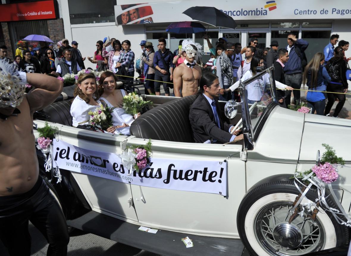 Colobia gay pride