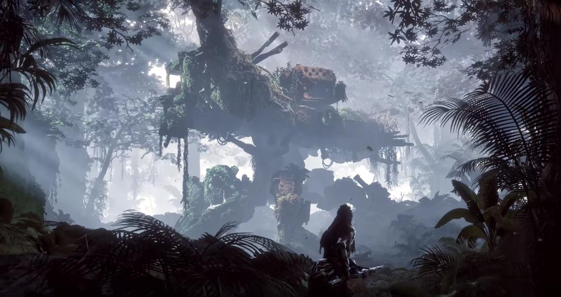 Sony has pushed Horizon Zero Dawn back to early 2017