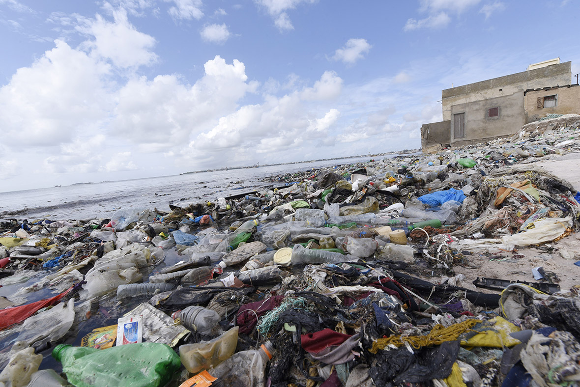 Europe steps up war on plastic waste