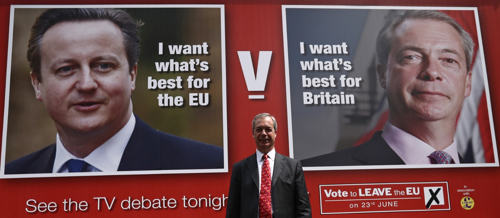 Nigel Farage, Ukip leader