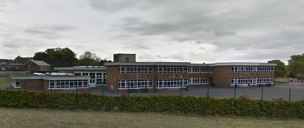 Killowen Primary School lightning strike 2016