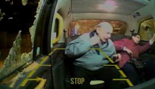 Birmingham taxi attack
