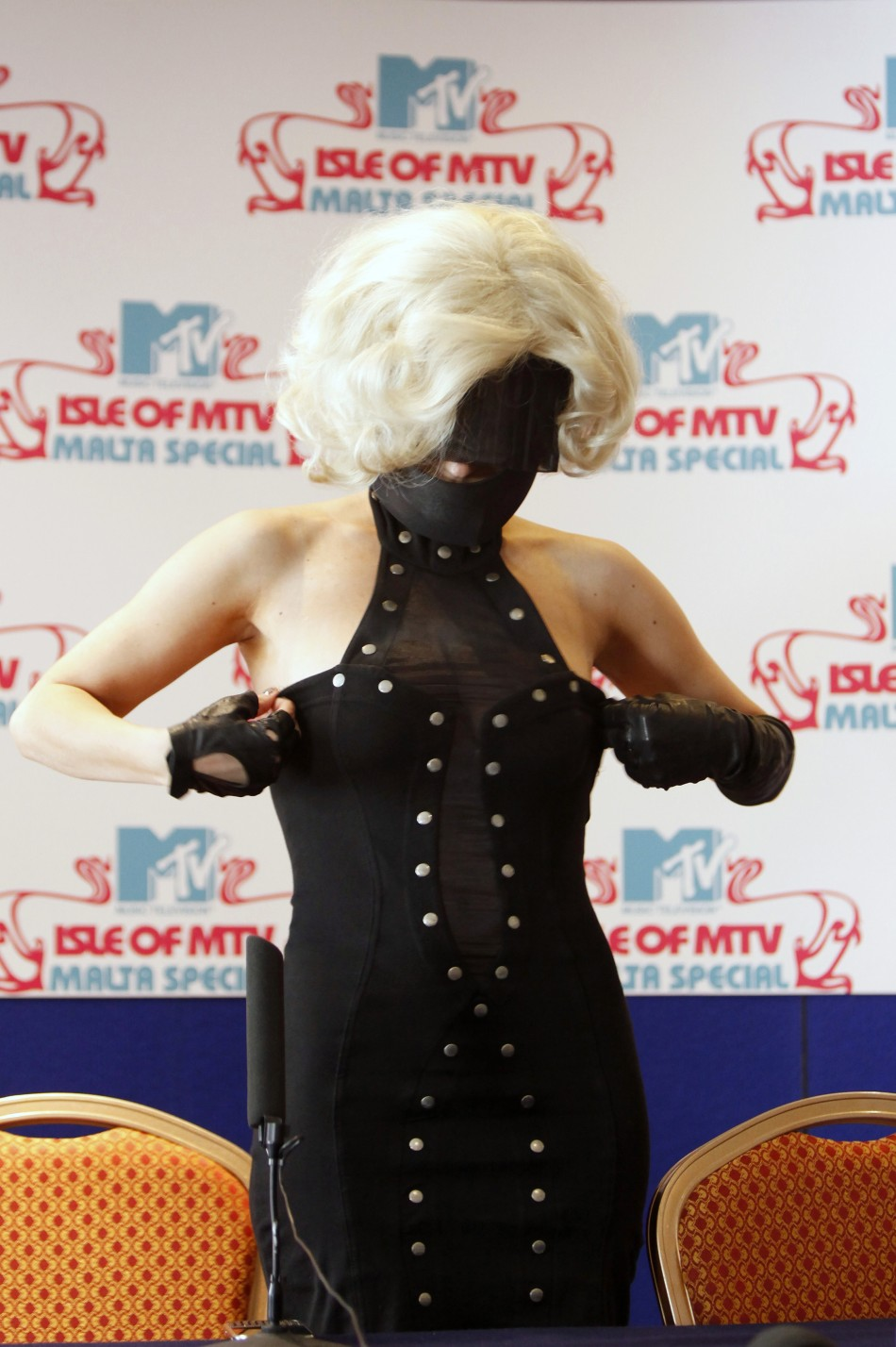 Lady Gagas Most bizarre outfits