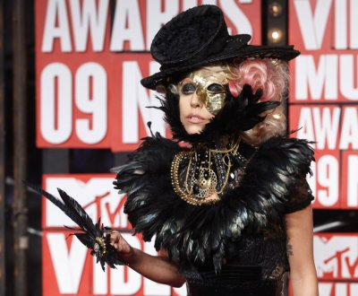 Lady Gagas Most Weird Outfit to Date