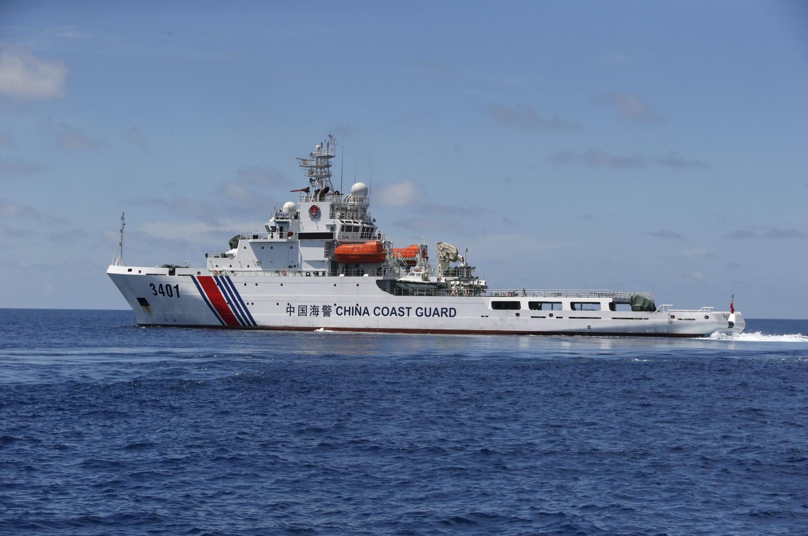 South China Sea tensions