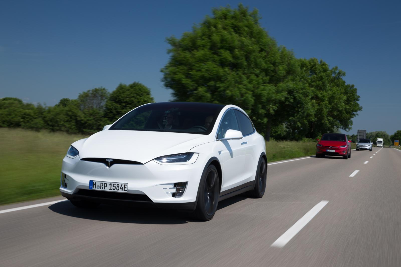 Tesla P90d For Sale >> Tesla Model X UK prices and release date revealed, starting from £67,100