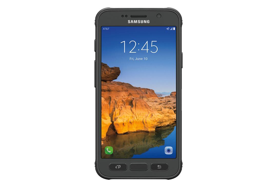 Samsung Galaxy S7 Active in black