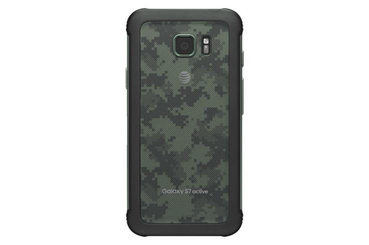 Samsung Galaxy S7 Active camo