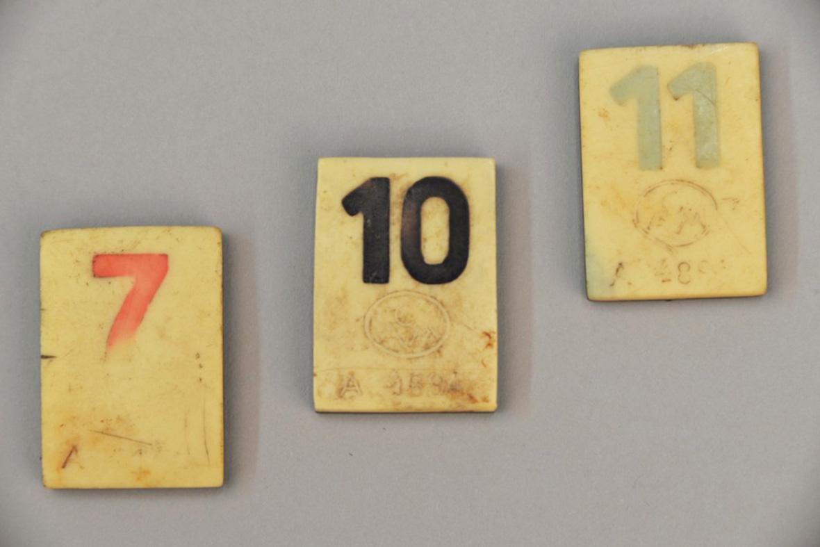 Auschwitz belongings