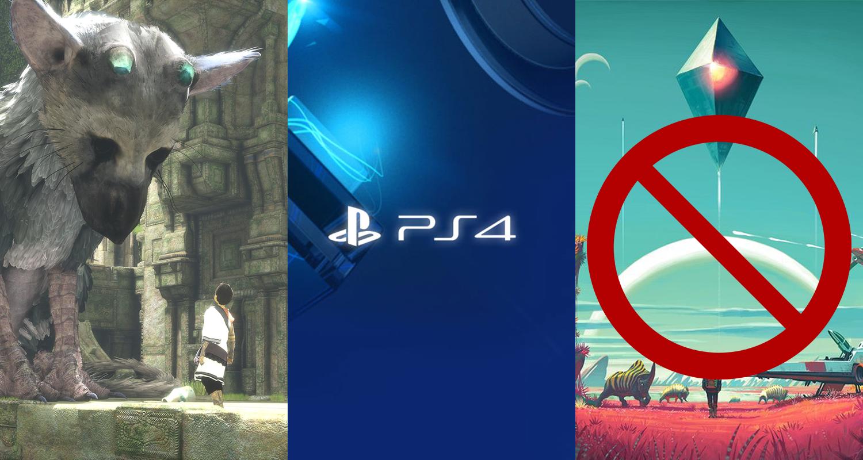 Sony E3 2016 Hopes Predictions