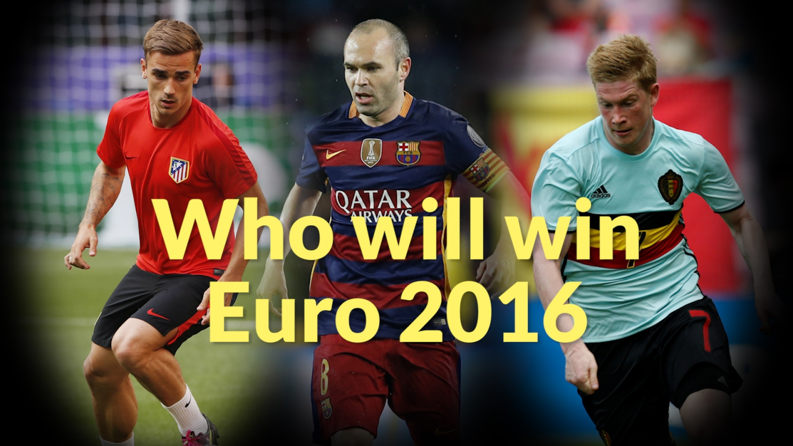 Euro 2016: Who will win Euro 2016?