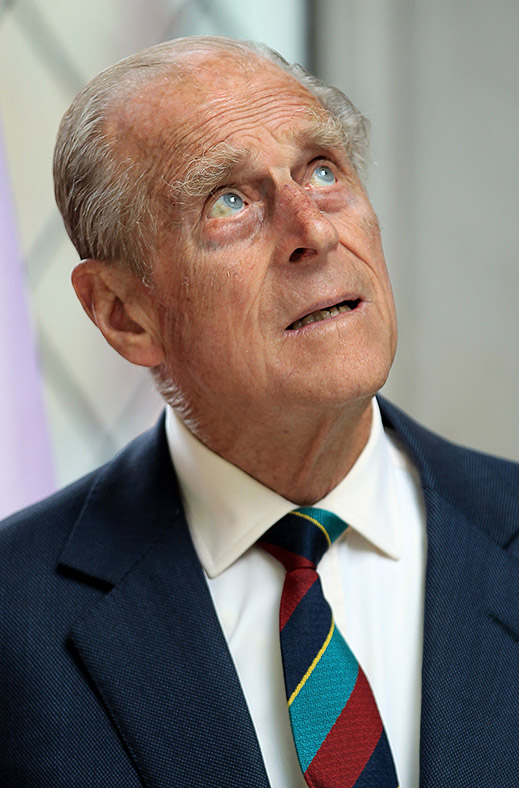 Prince Philip 95Th Birthday The Life And Times Of The Duke Of -4624