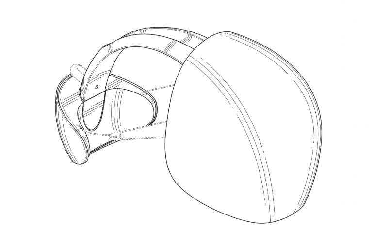Magic Leap VR headset patent