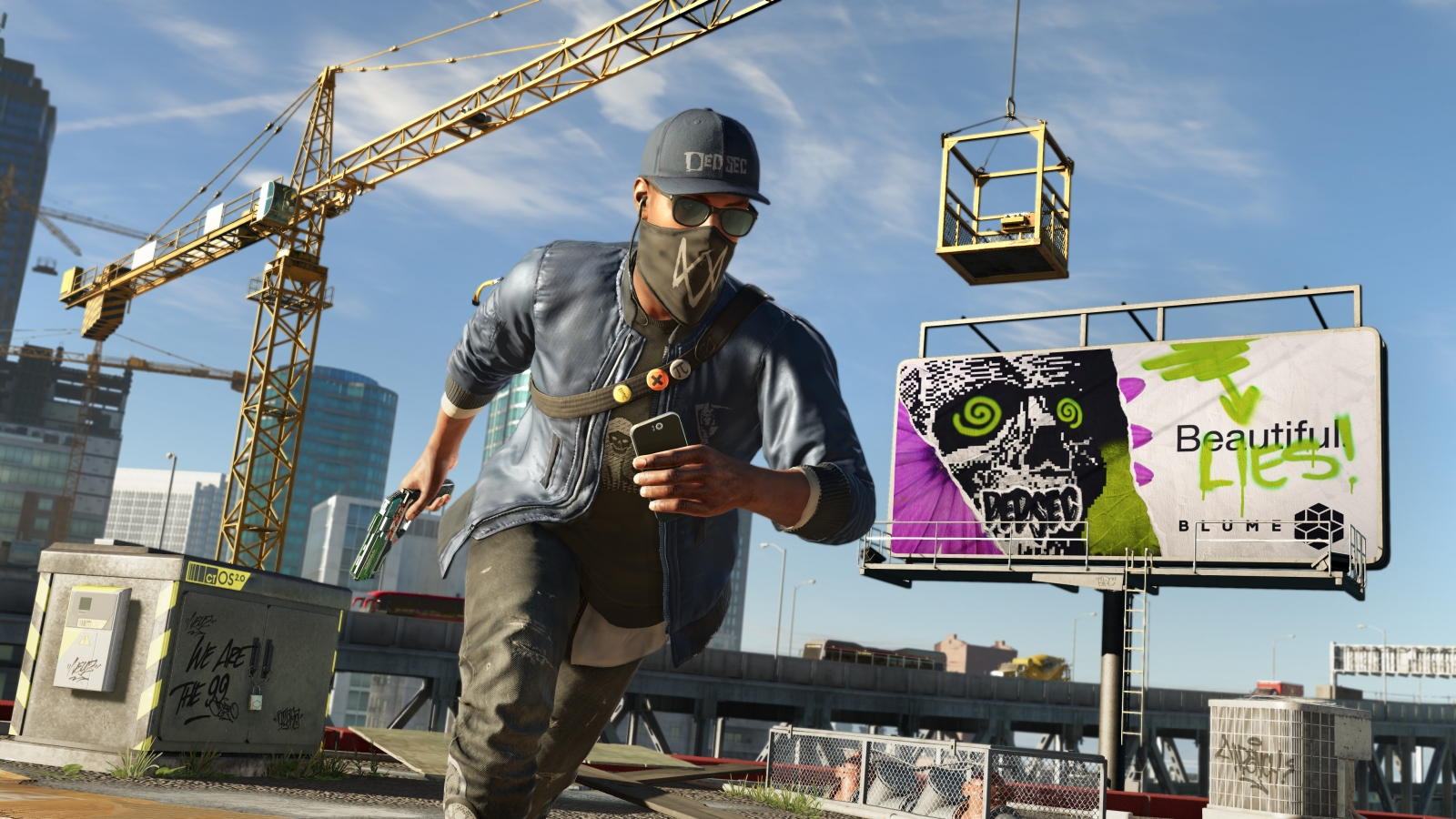 Watch Dogs 2 Marcus Holloway