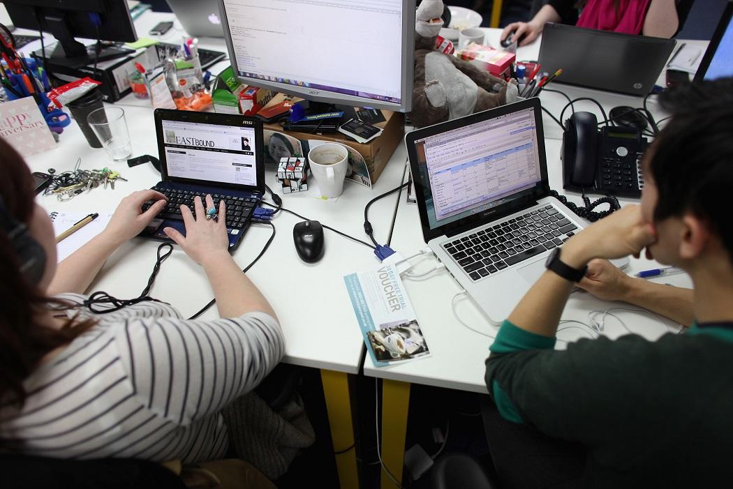 Tech start-ups