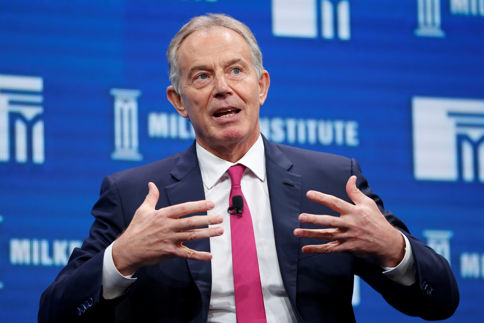 tony blair prime minister or president Former british prime minister tony blair visited president barrow on friday, 1st april 2017 and had a private discussion with him prior to that his delegation of three other officials and the gambian officials, the minister of foreign affairs, international cooperation and gambians abroad, honourable ousainou darbo, his permanent.