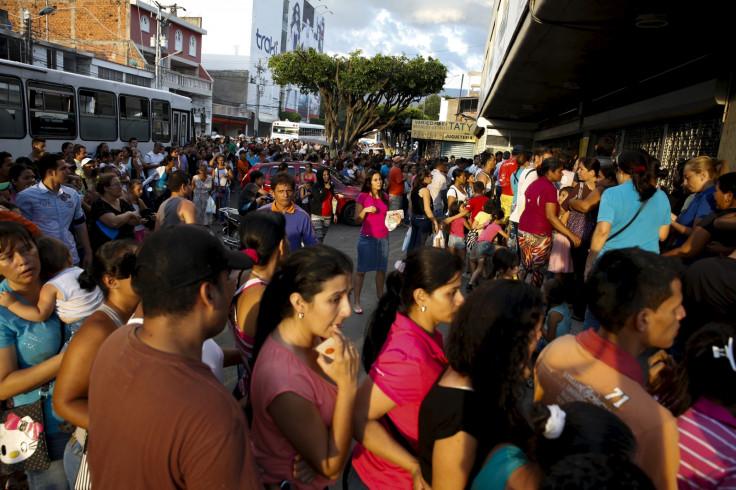 Venezuela food crisi