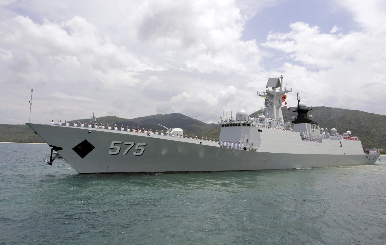 East China Sea tensions