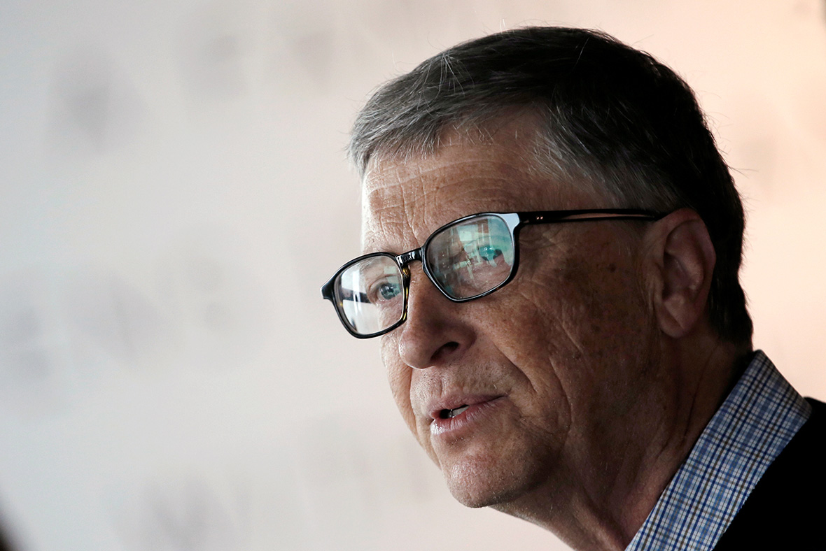 Bill Gates tops list of richest people