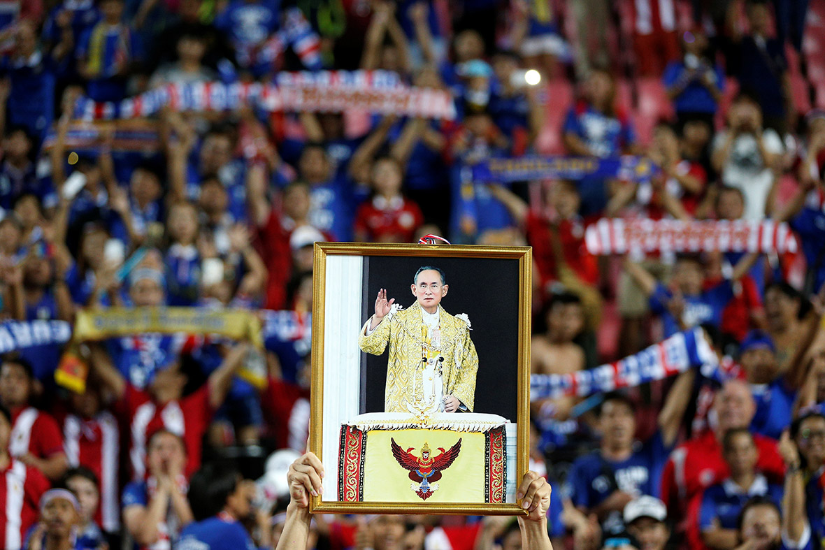 Image result for thailand king