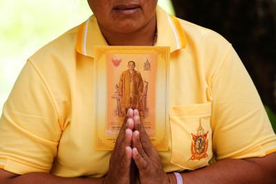 Thailand King Bhumibol Adulyadej