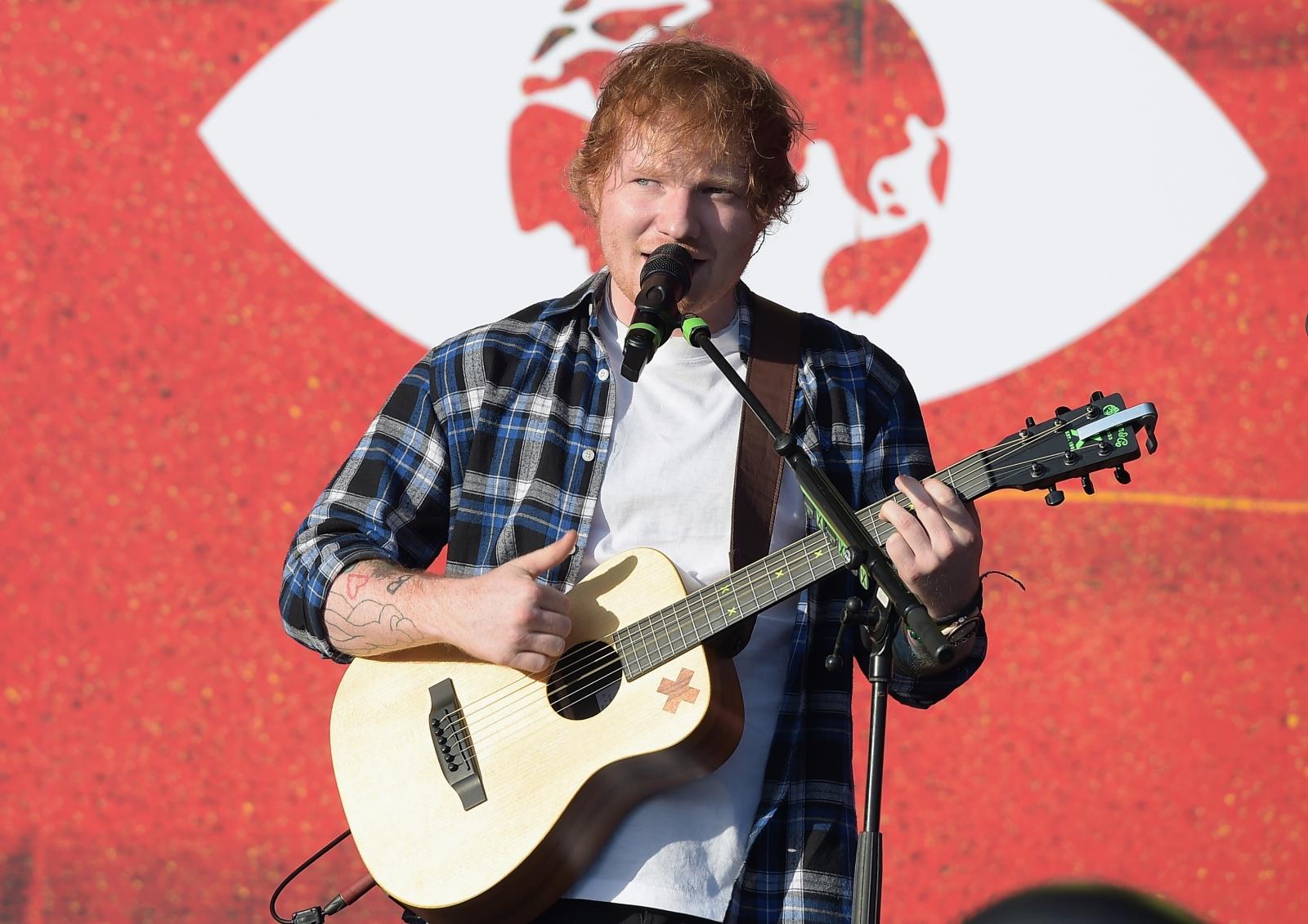 Ed Sheeran: Songs he has written for Justin Bieber, One Direction ...