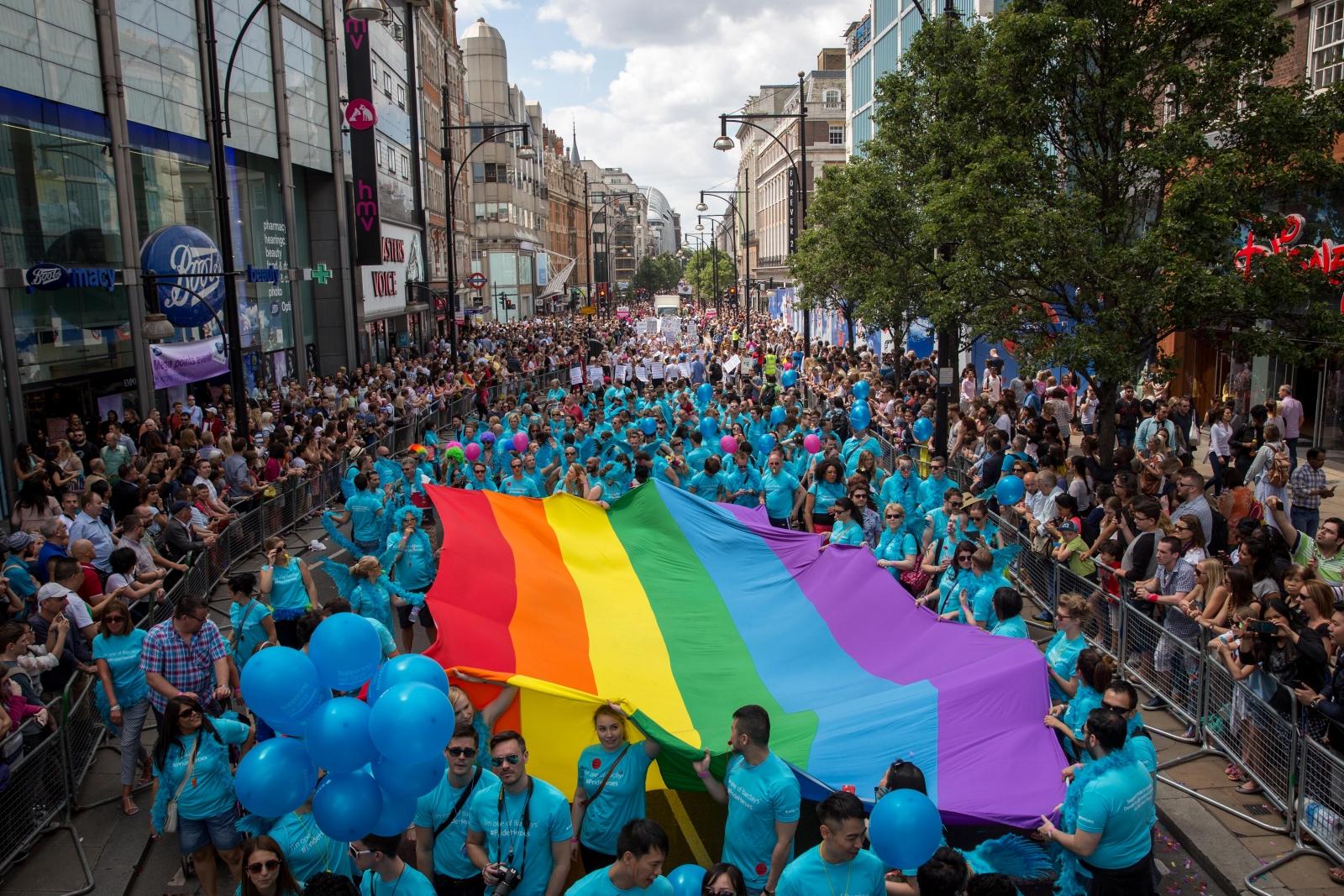 London LGBT Pride
