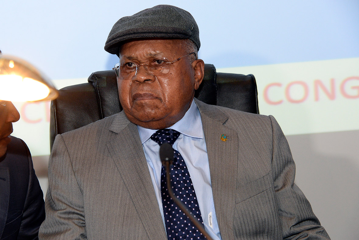 DRC historic opposition leader Etienne Tshishkedi leaves for Belgium for medical treatment
