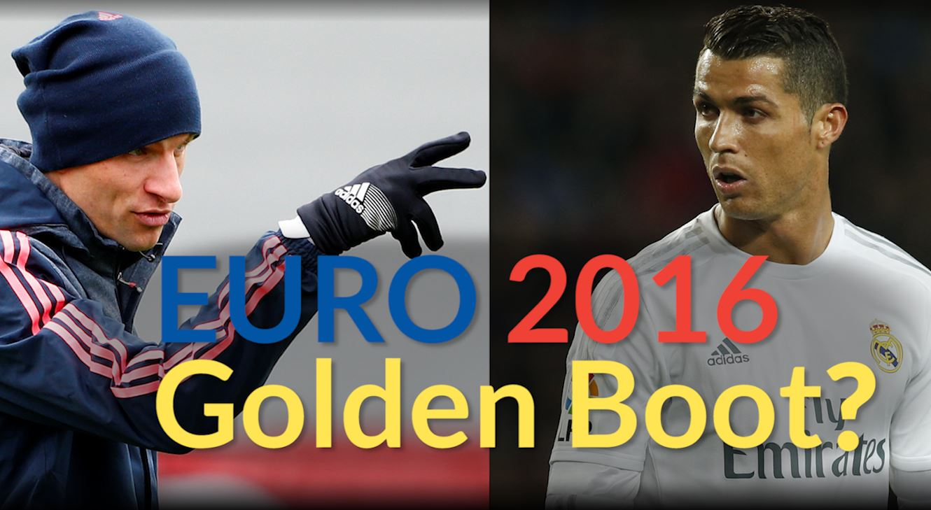 Euro 2016 Golden Boot