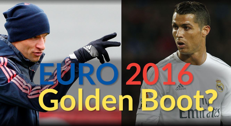 Euro 2016 Golden Boot