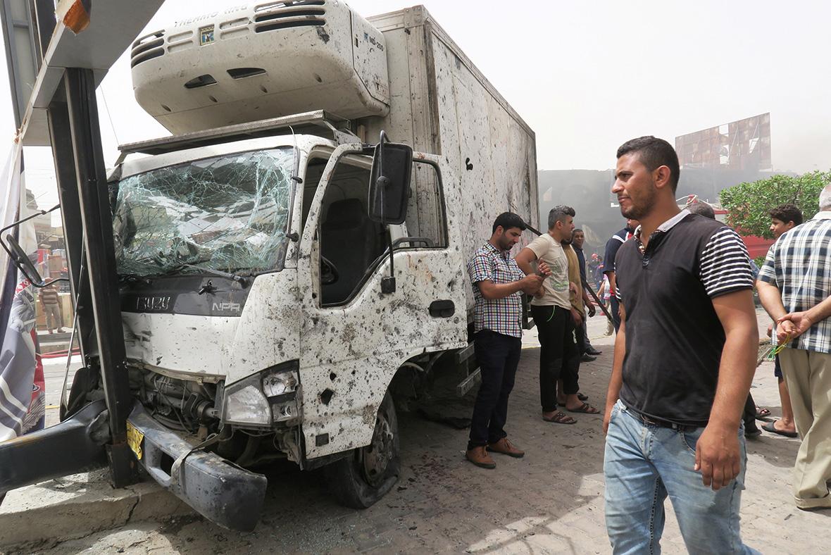 Baghdad car bomb