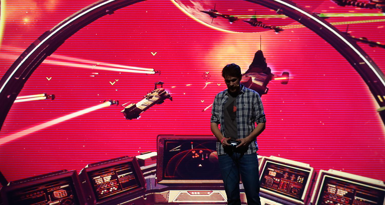 No Man's Sky Sean Murray E3