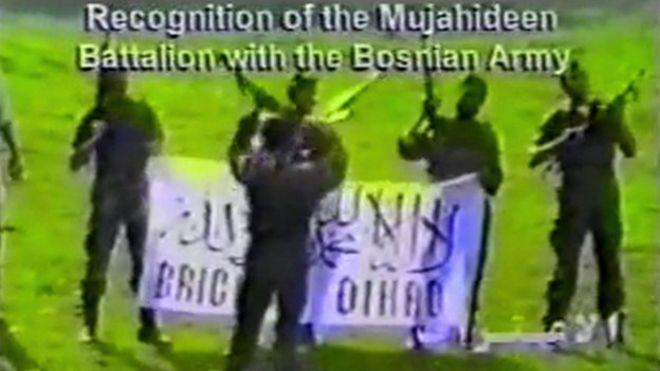 Bosnian Mujahideen