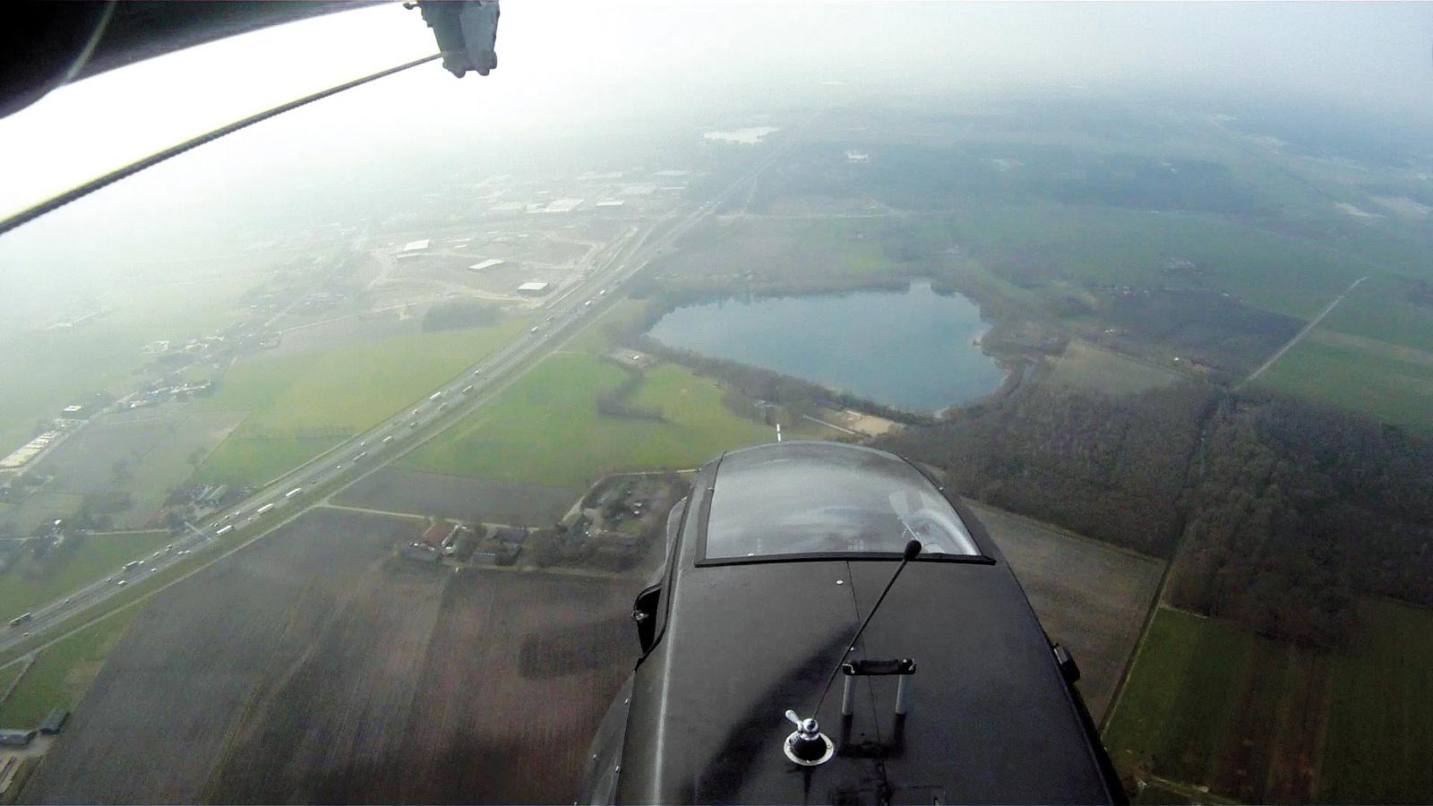 PAL-V aerial view