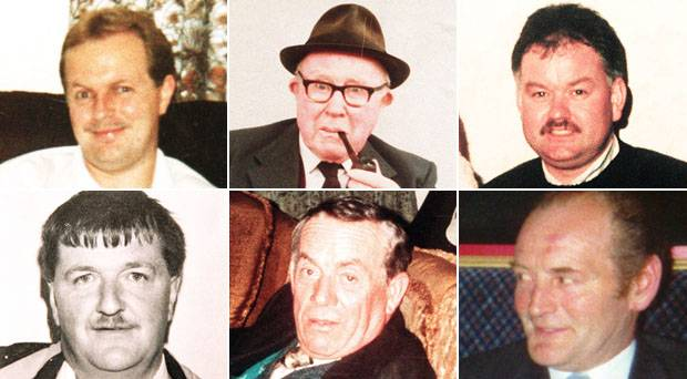 Loughinisland world cup massacre 1994