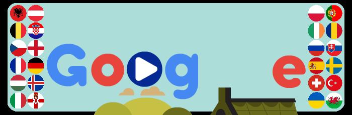 google doodle euro 2016