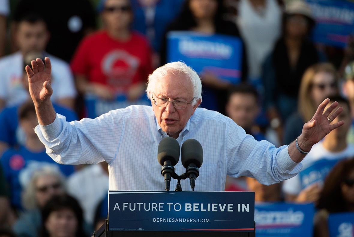 Bernie Sanders
