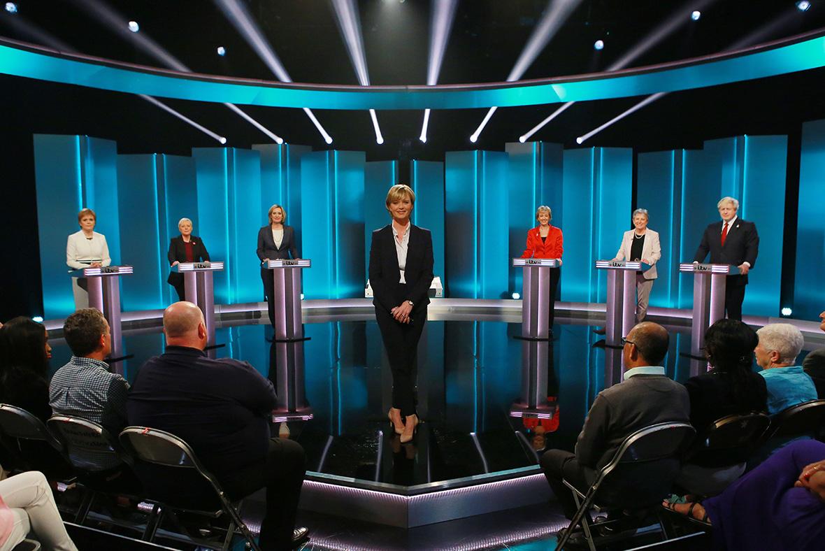ITV EU debate