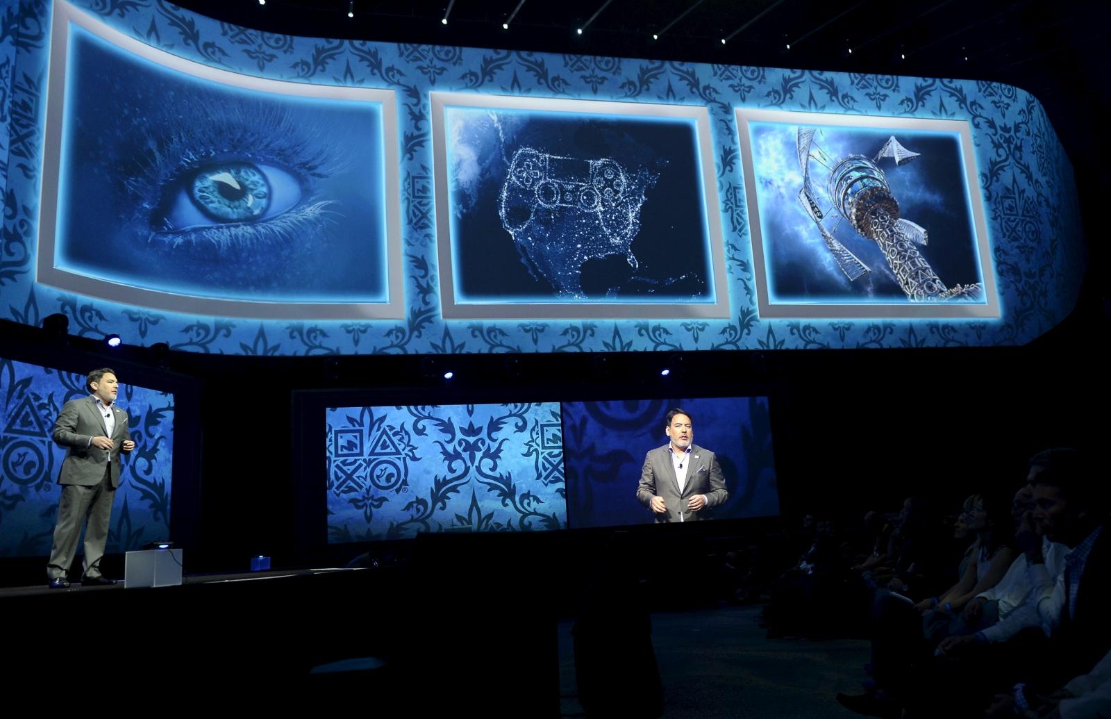 Sony PS4 E3 2016 Press Conference