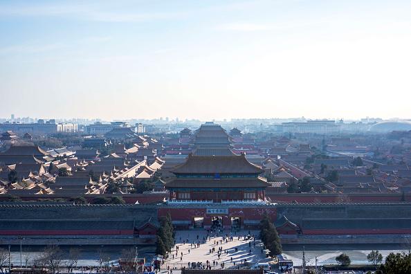 Forbidden city Yuan palace