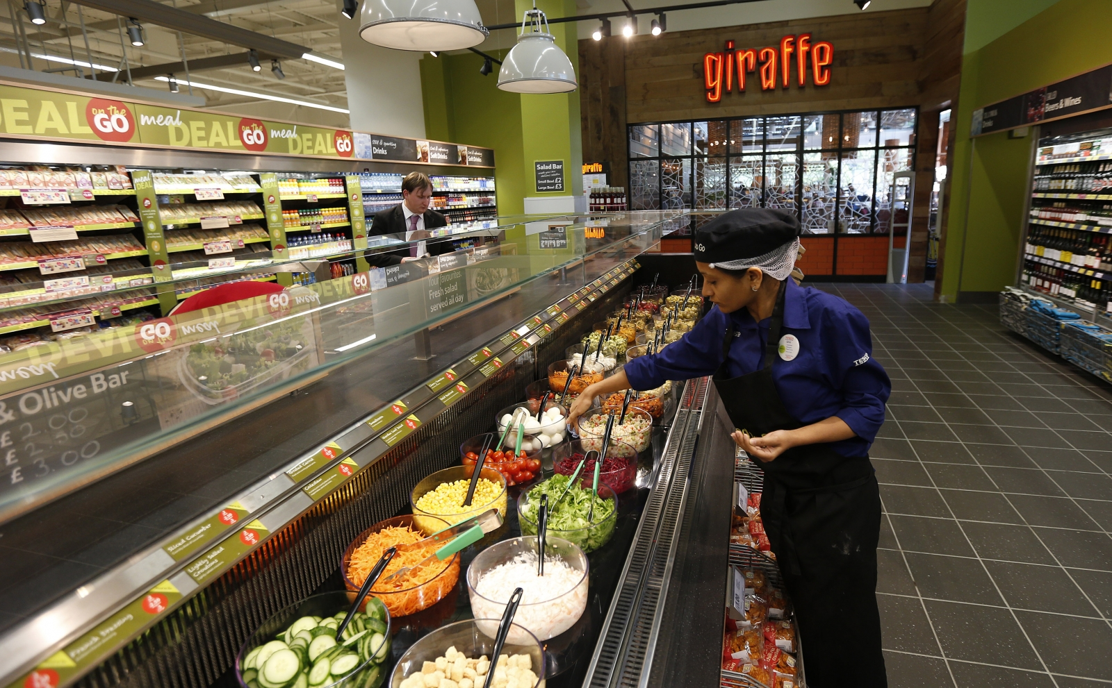 Tesco to sell Giraffe restaurants and its controlling stake in Turkish business Kipa