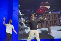 Ubisoft E3 Matt Stone Trey Parker