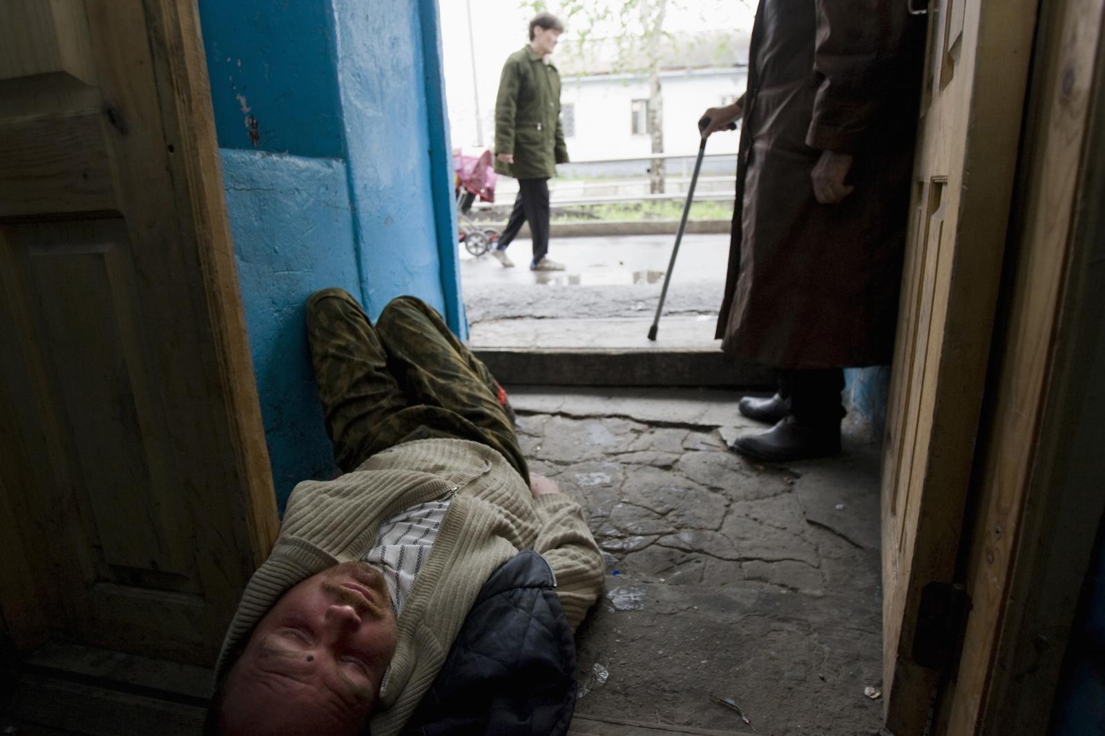 Russian alcoholism