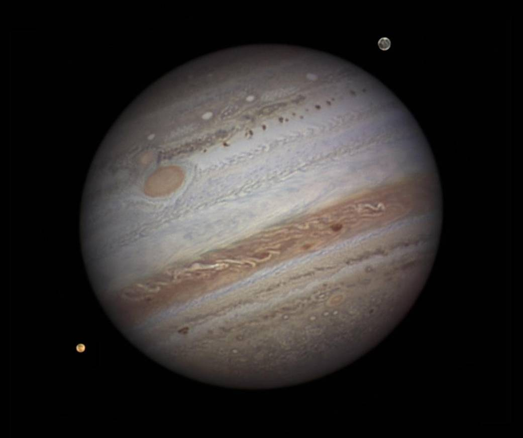 jupiter juno mission nasa