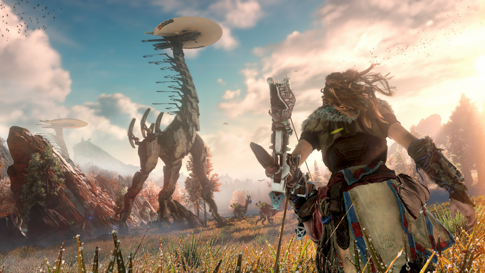 Horizon: Zero Dawn new IP screenshot