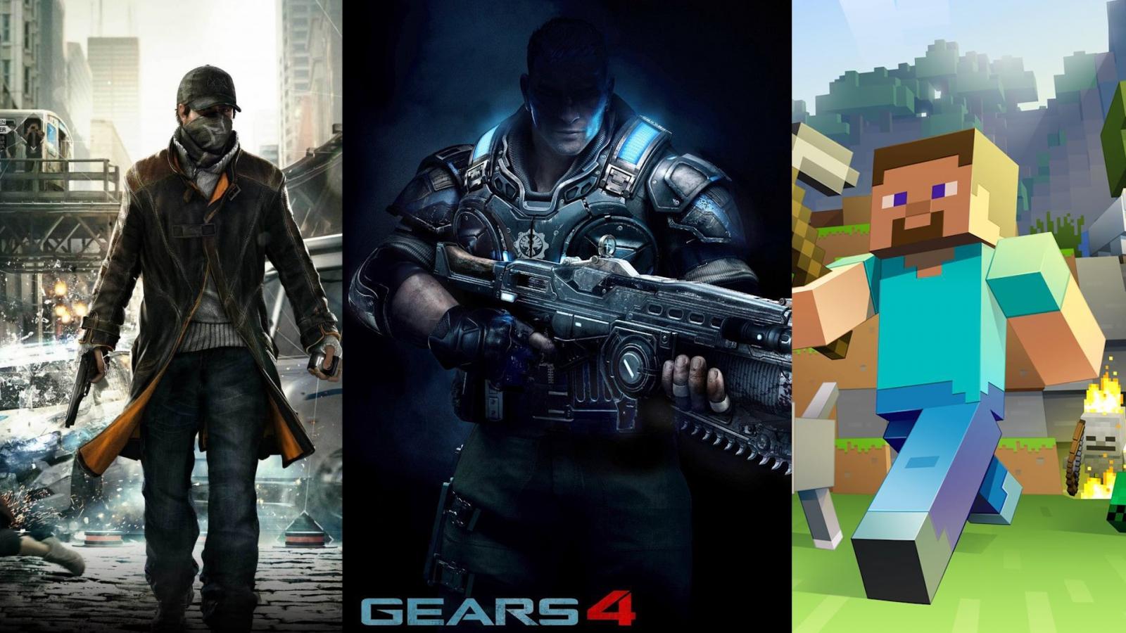 E3 2016 Microsoft preview