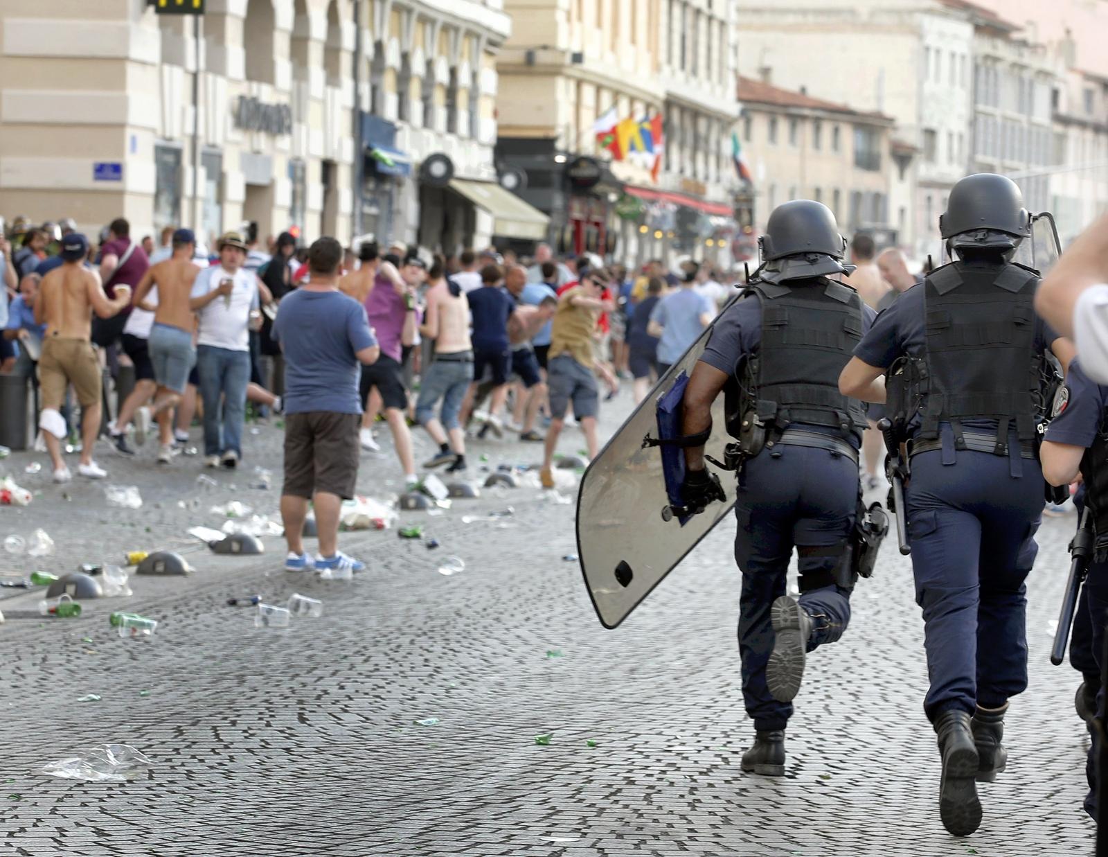 Marseille england