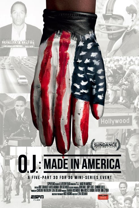Poster for ESPN ...O.j. Made In America Online