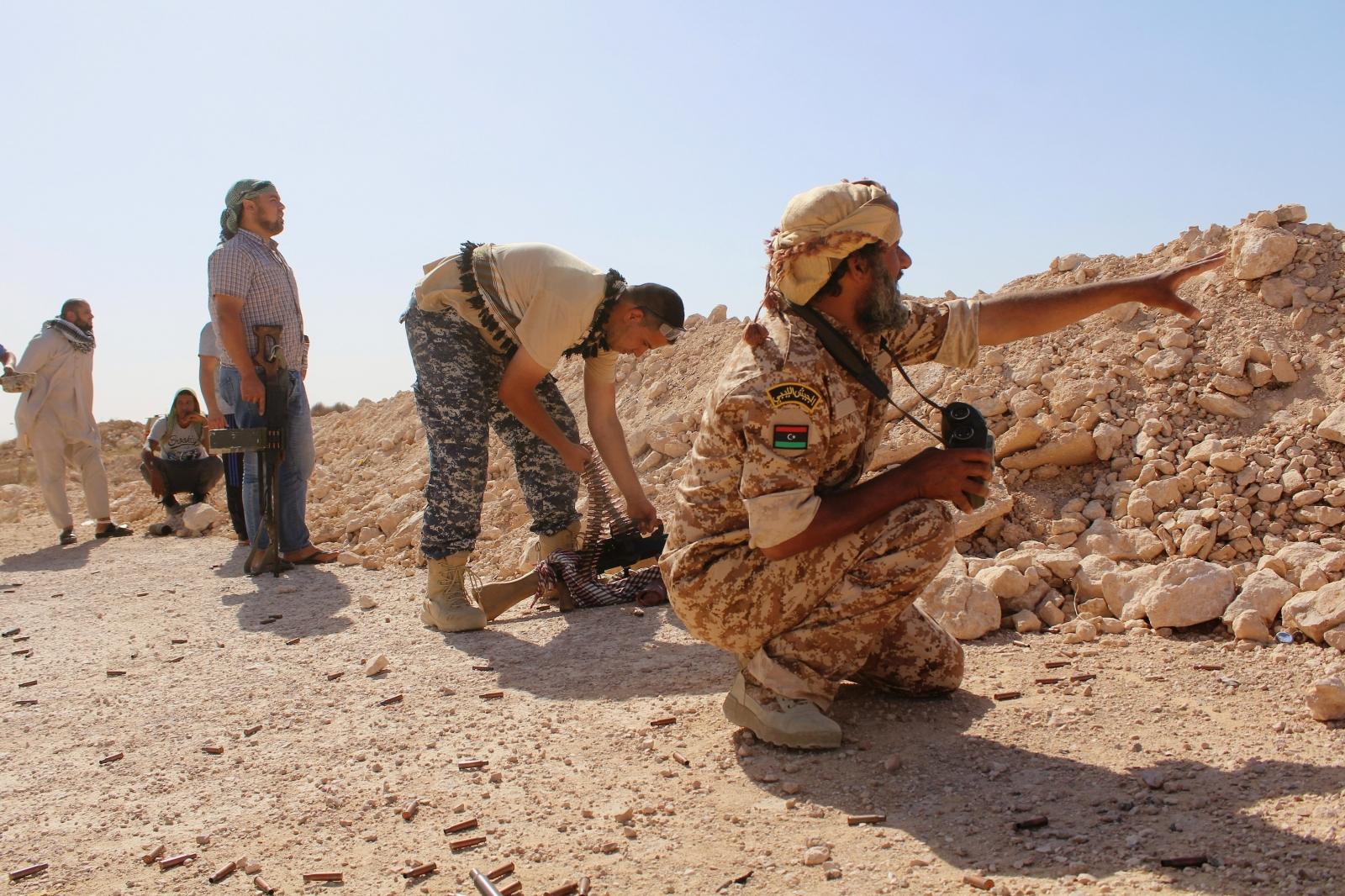 Sirte attack