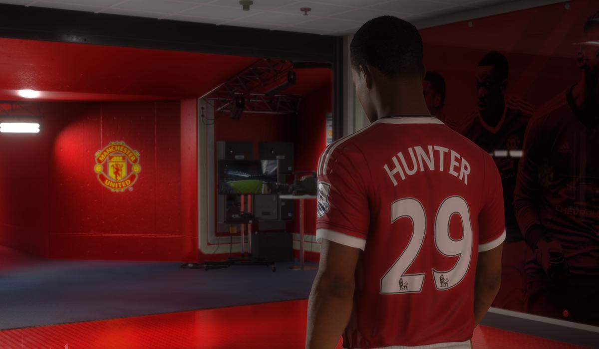 Alex Hunter The Journey Fifa 17